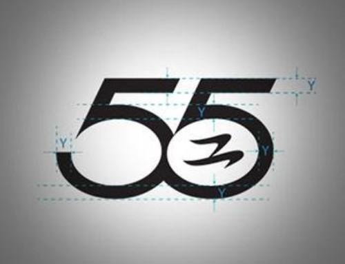 Logo Design for FHKI 55th Anniversary