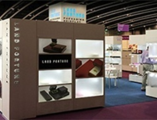 Exhibition Design and Installation for Land Fortune